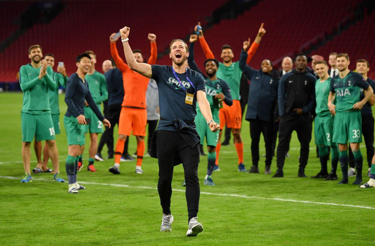 Harry Kane - Tottenham Hotspur - UEFA Champions League
