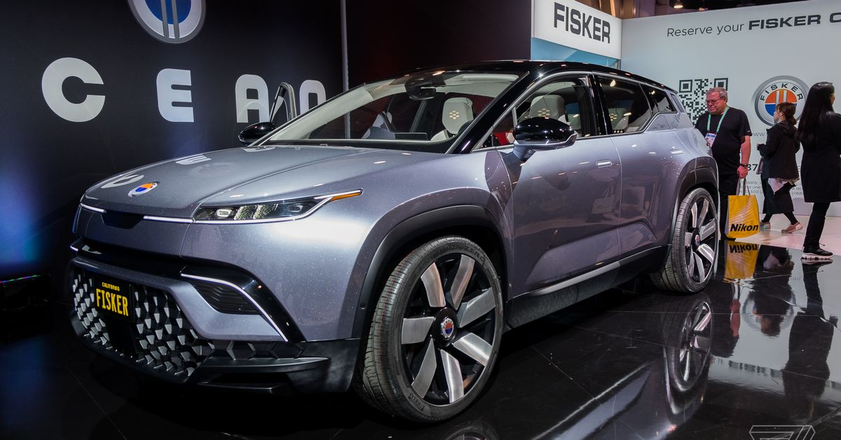 <p>Fisker Inc. has 'completely dropped' solid-state batteries thumbnail