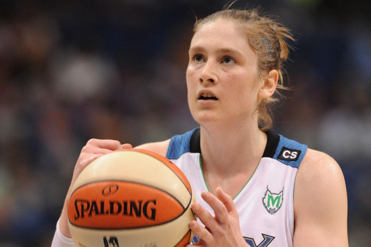 Lindsay Whalen signed a max deal with the Minnesota Lynx, which The Economist notes is still well behind the salary of a NBA player.