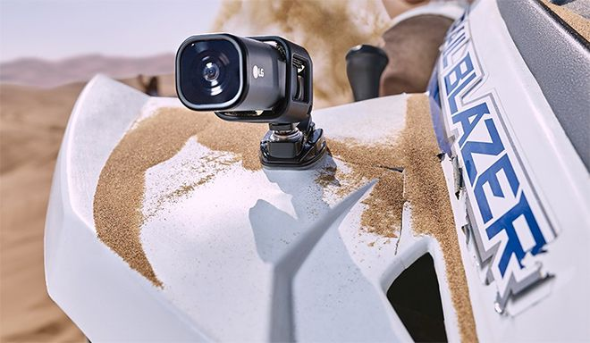 LG Lte Action Camera 2