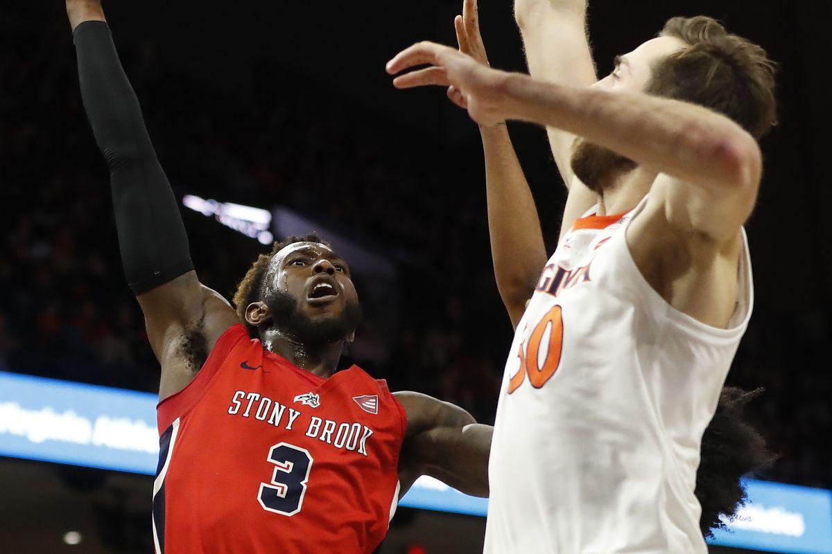 NCAA Basketball: Stony Brook at Virginia