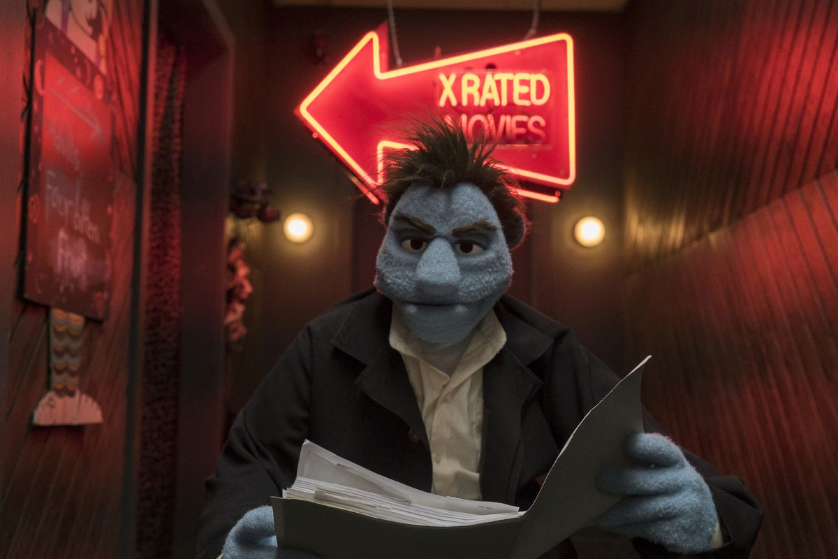 Phil Philips in The Happytime Murders