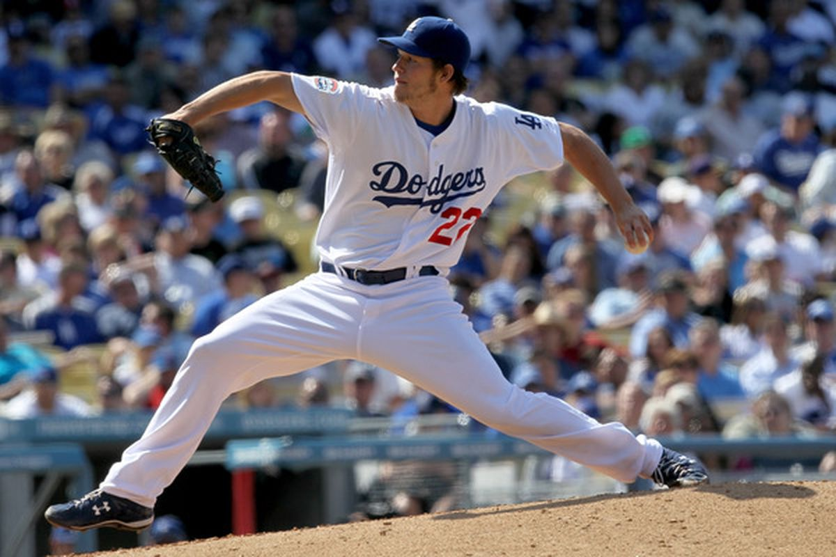 As if you needed more of a reason to pick Clayton Kershaw as your baseball boyfriend.