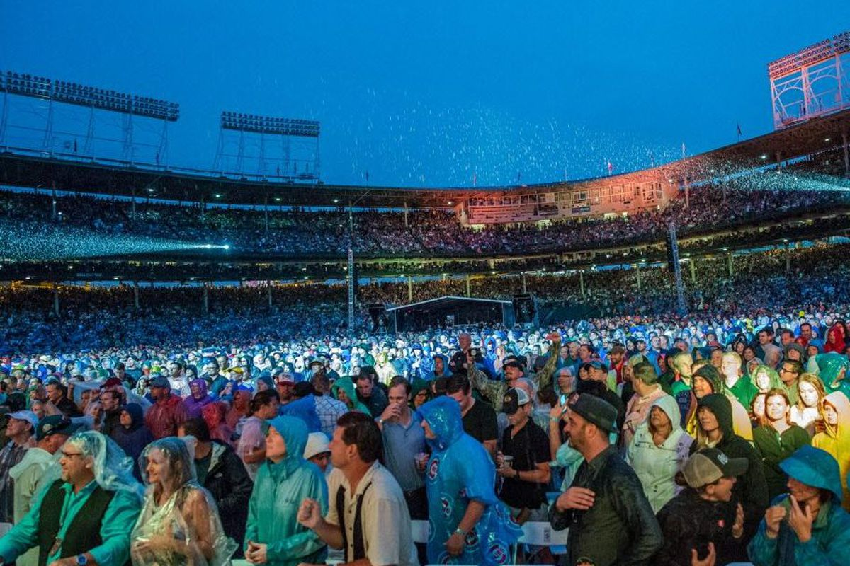 Wrigley Field concerts 2019: Only 2 booked so far - Chicago Sun-Times