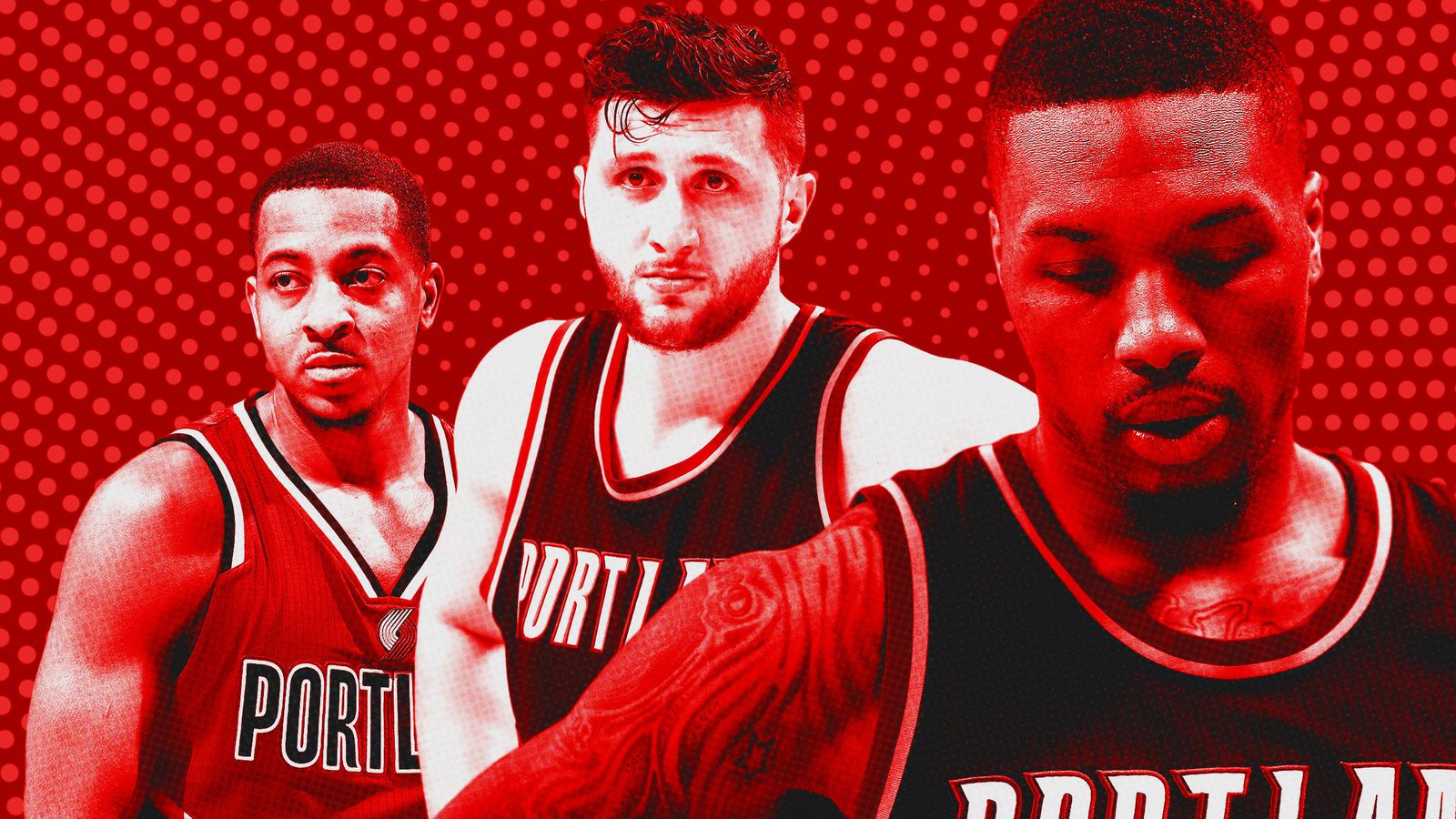 The Portland Trail Blazers 2017 Exit Interview - The Ringer