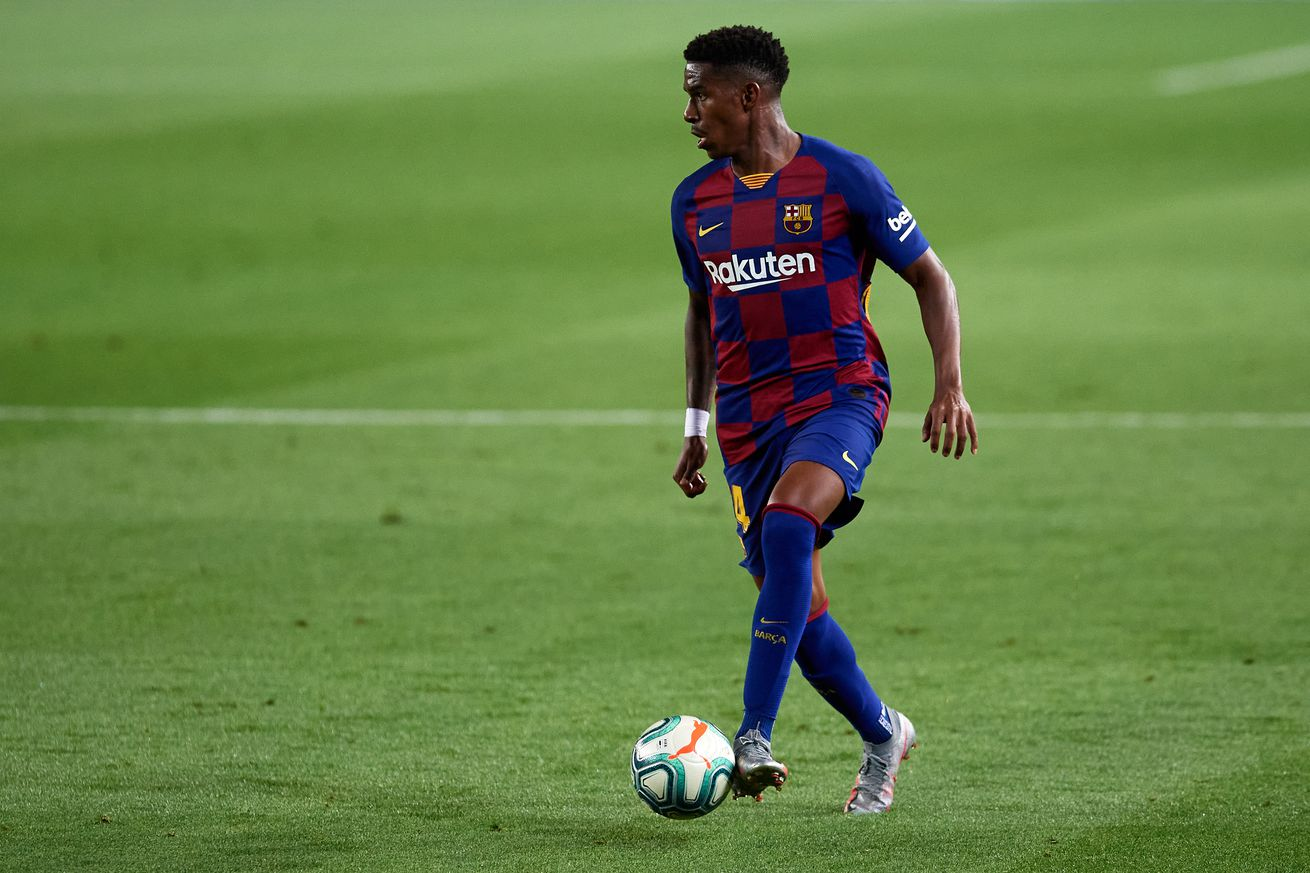 Getting to Know: Junior Firpo