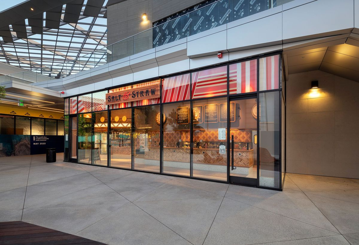Salt and Straw's new San Jose shop