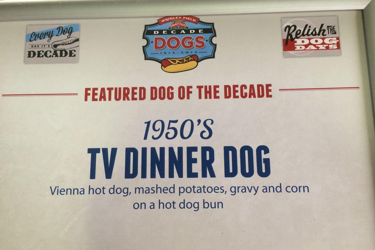TV Dinner Dog