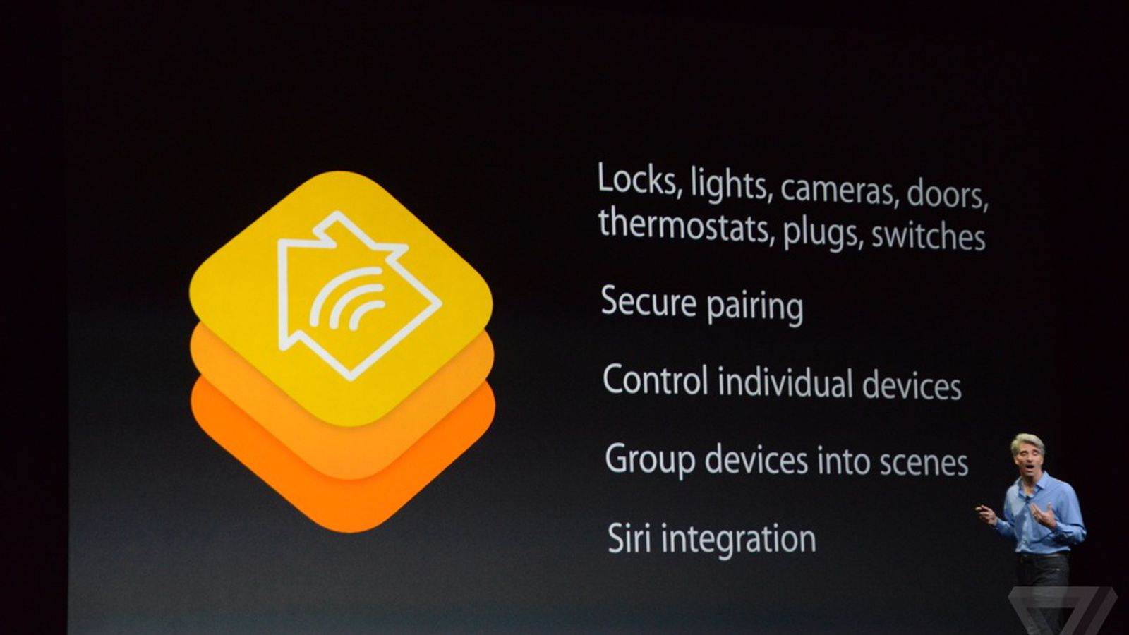 Apple S Homekit Turns The Iphone Into A Remote For Your