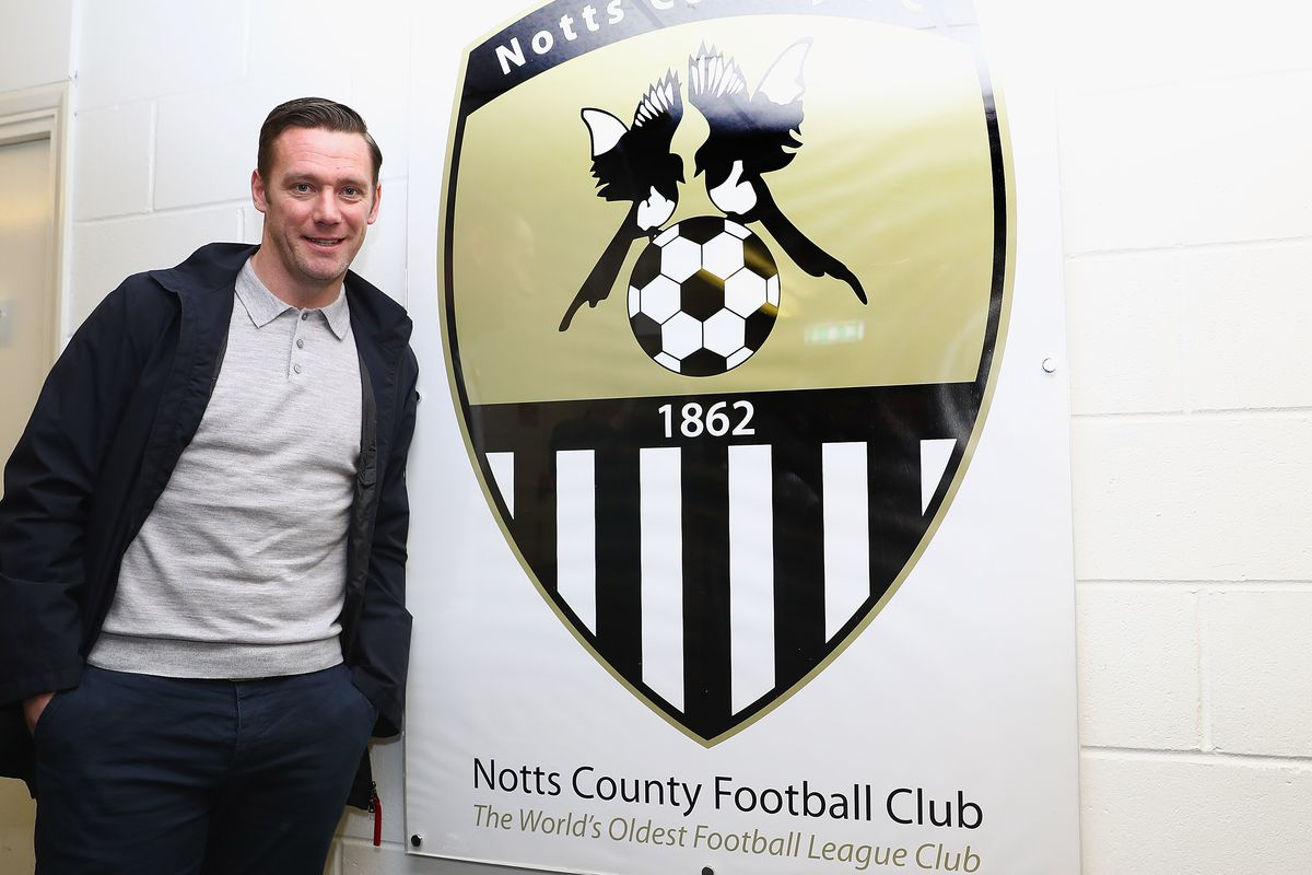 Notts County Press Conference