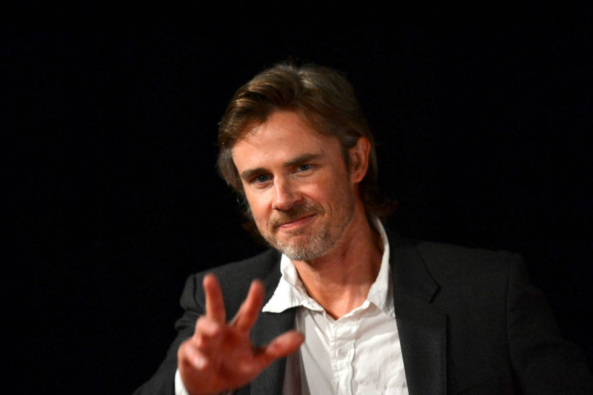 Sam Trammell. Photo via Getty Images.
