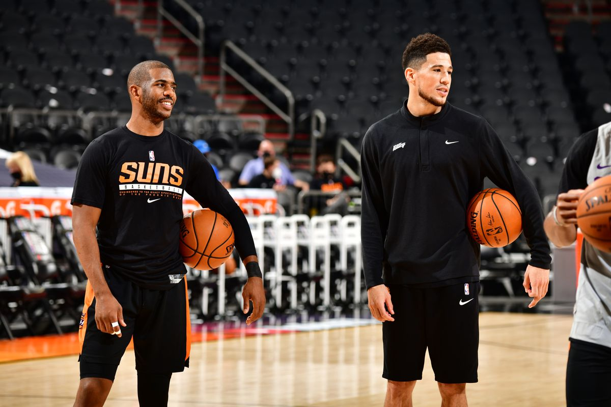 2021 NBA Finals - Practice and Media Availability