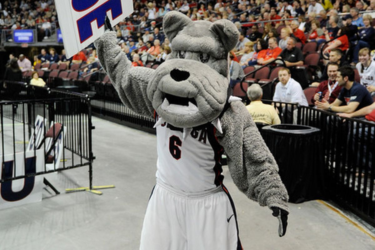 Spike will need to arrive a little earlier at the 2013-14 WCC Tournament.