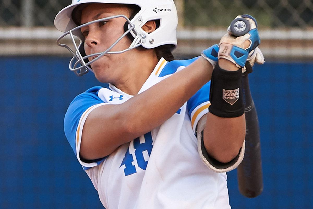 Mercy Ucla Softball Cruises Past Nebraska Kentucky Plays Csu