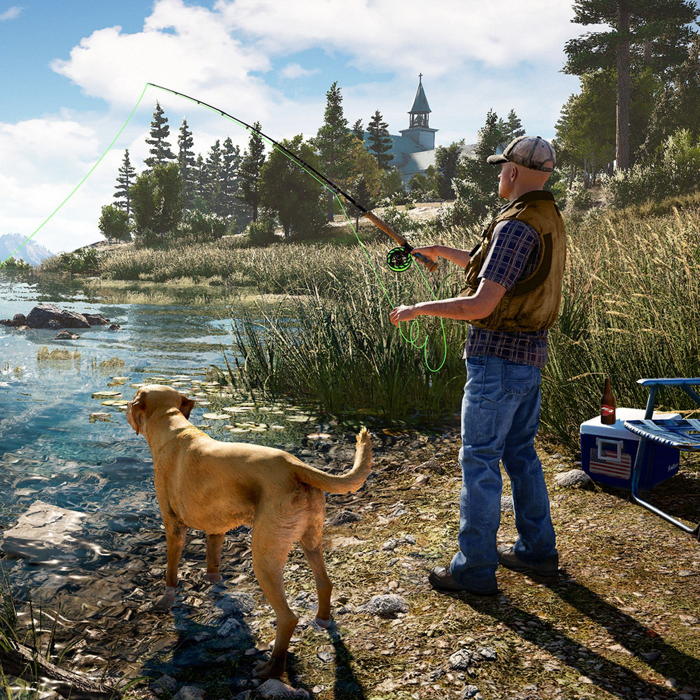 Far Cry 5's campaign is playable entirely in co-op (update