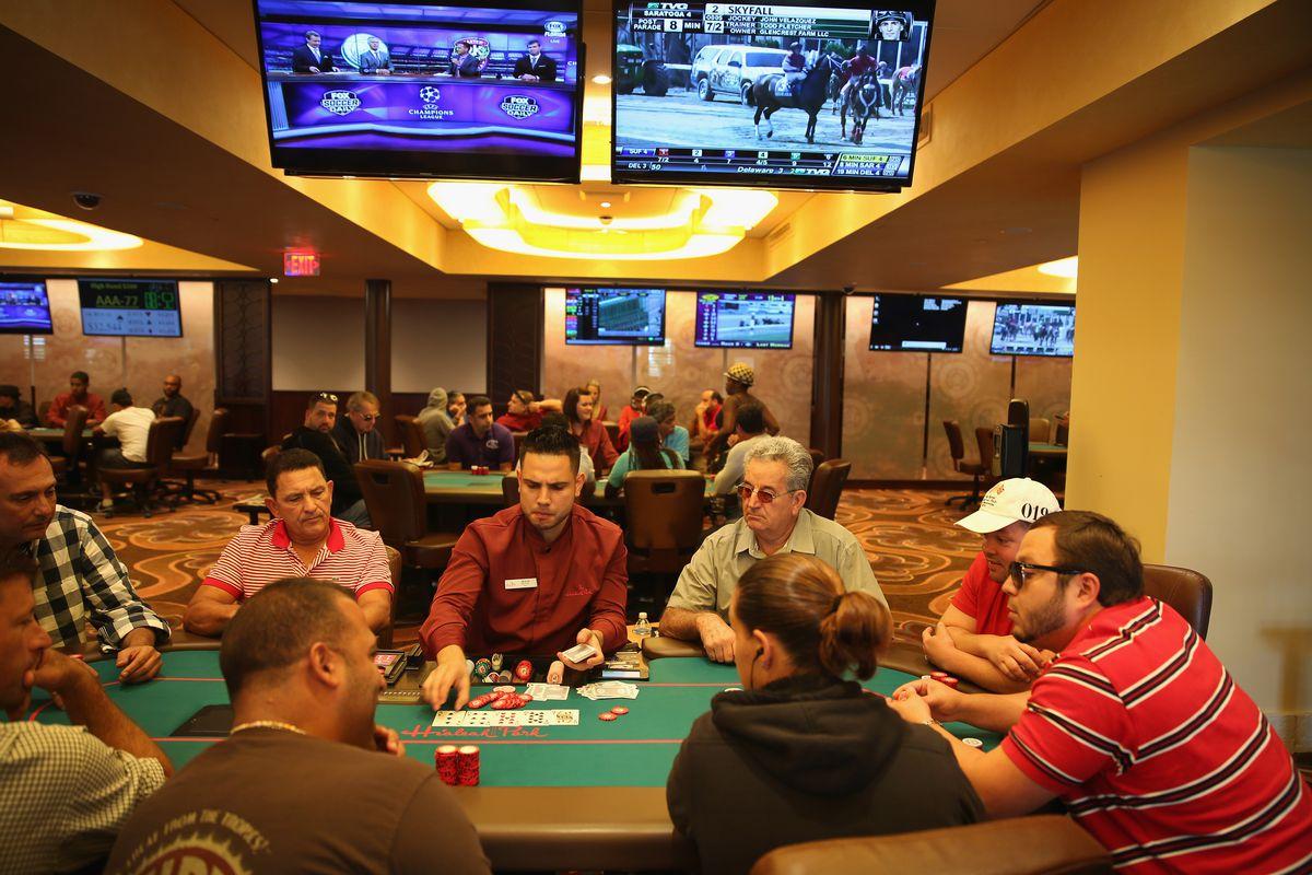 Hialeah Park Casino Hours