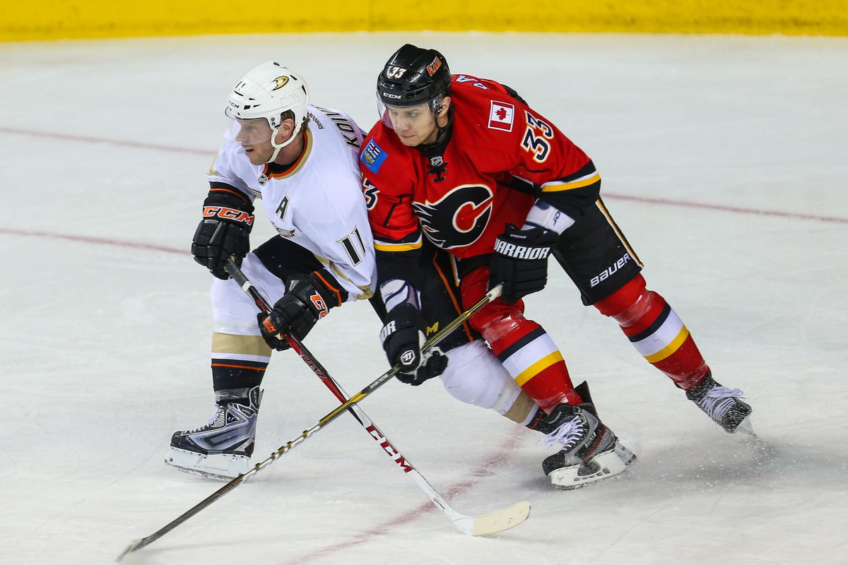 Babchuk appeared in parts of three seasons with the Flames, totaling 10 goals and 28 helpers in 104 contests.