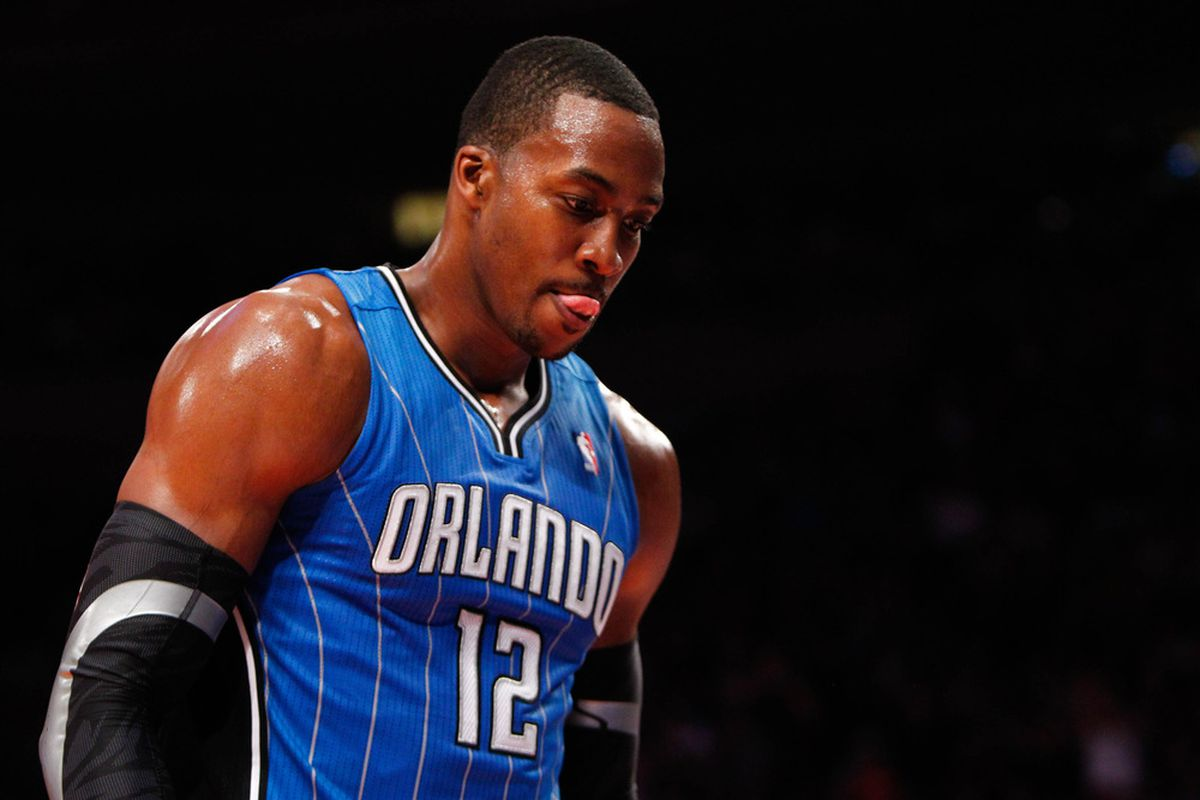 Orlando Magic offseason review the terrible Dwight Howard