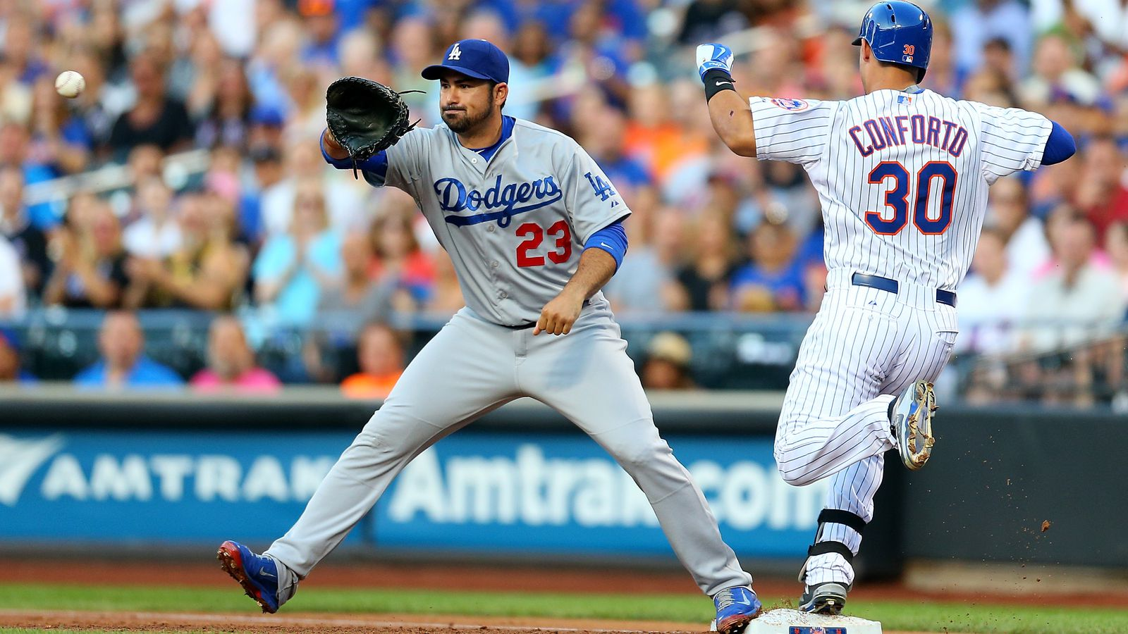 Dodgers will play Mets in NLDS