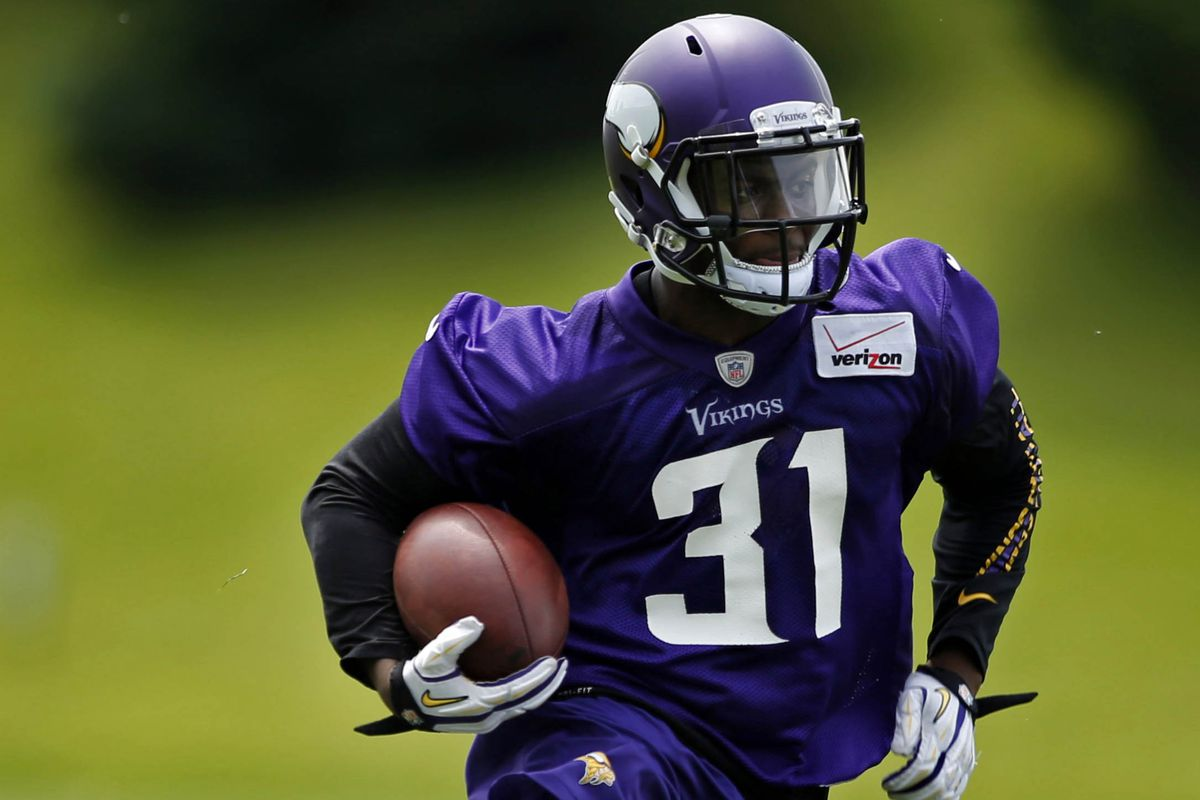 You're never gonna believe this, but Jerick McKinnon is stupid quick.