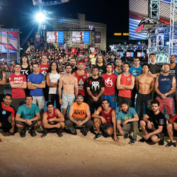 A historic night saw 21 competitors make it to Stage 3.