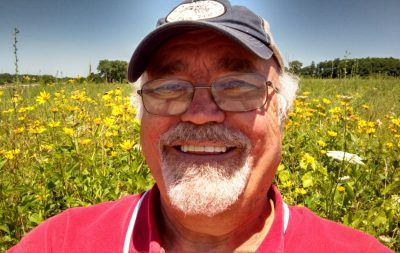 Midewin National Tallgrass Prairie, as can be see in early July, is one of the happy places for Dale Bowman.<br>Dale Bowman/Sun-TimesRE