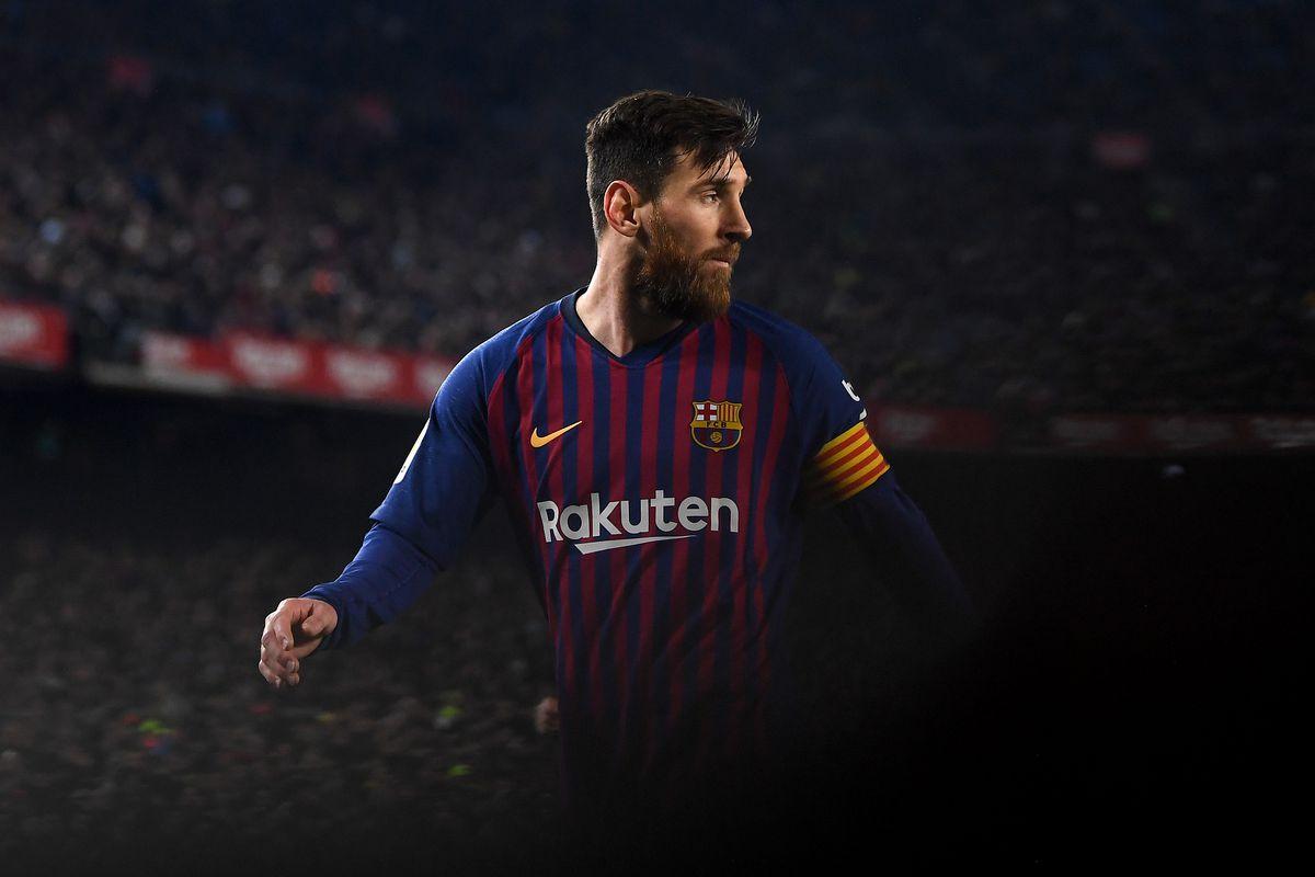 Lionel Messi - Barcelona - UEFA Champions League
