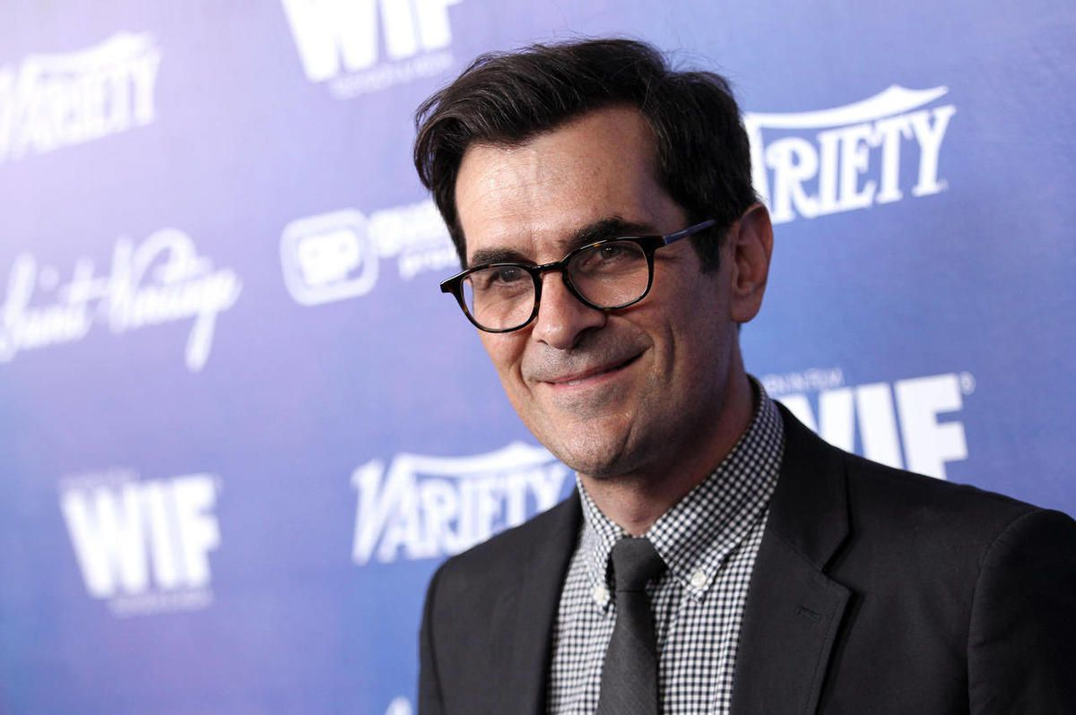 Ty Burrell attends the Variety and Women in Film Pre-Emmy Event at Scarpetta on Friday, Sept. 21, 2012, in Beverly Hills, Calif.
