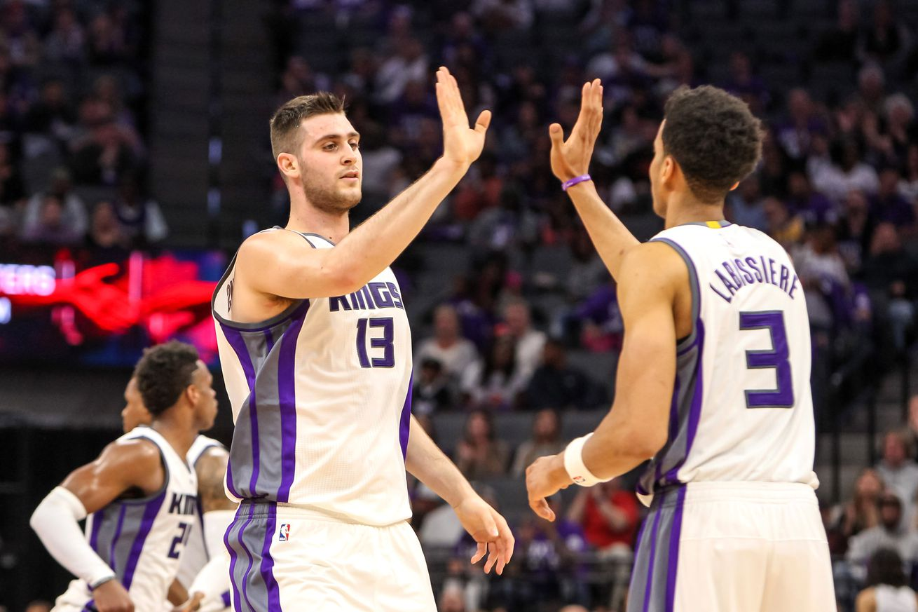 Kings send Skal Labissiere to Reno, call up Georgios Papagiannis