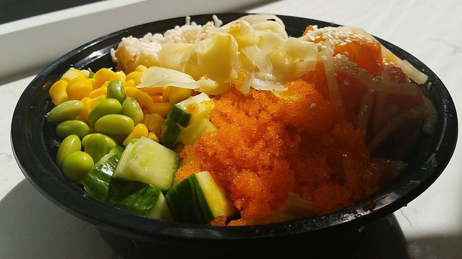 Catch Your Latest Poke Fix On First Hill Eater Seattle