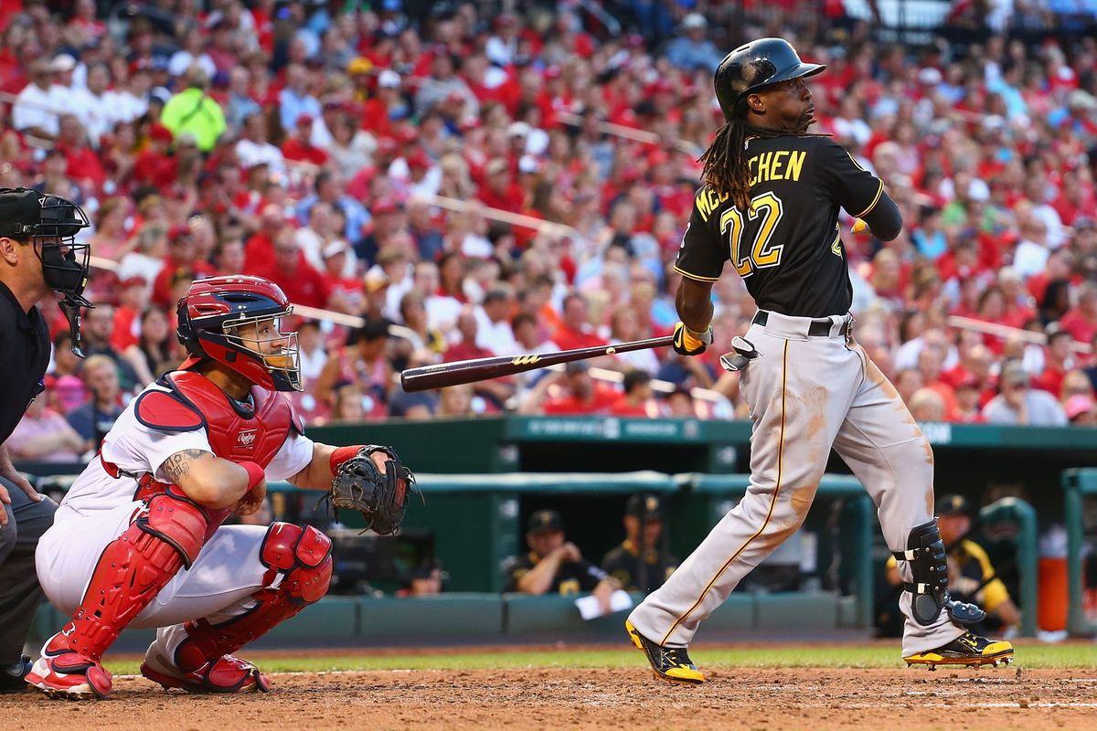 Andrew McCutchen might still be the best player in the National League
