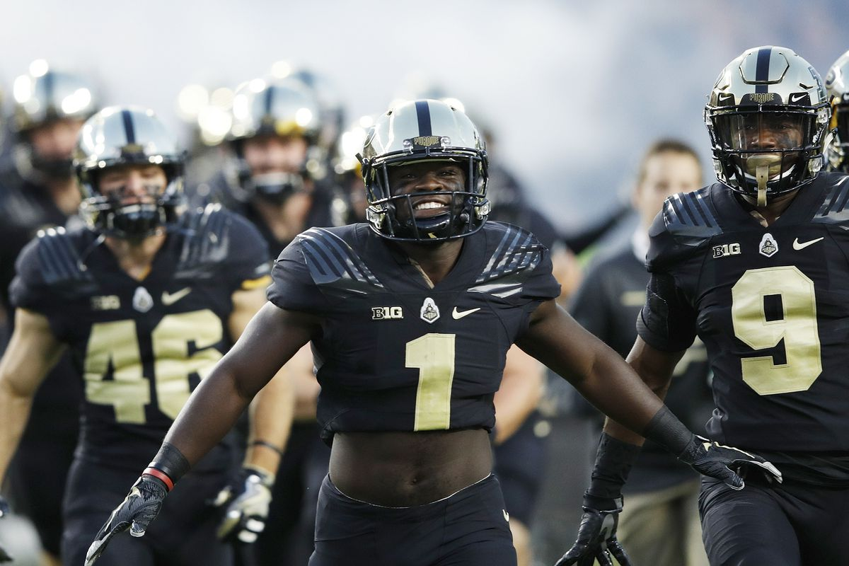 jeff brohm u2019s purdue  how this became one of cfb u2019s most fun