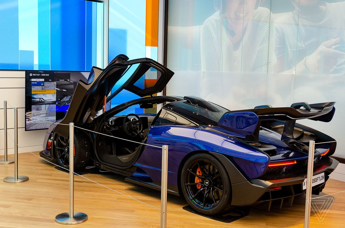 Microsoft's new London store is big, bold, and British - The