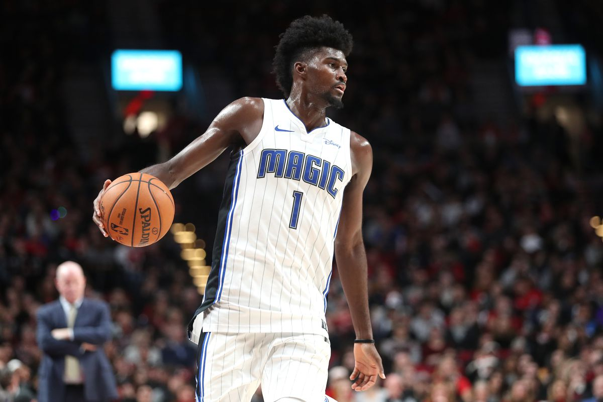 Twitter reacts to the return of Jonathan Isaac - Orlando Pinstriped Post