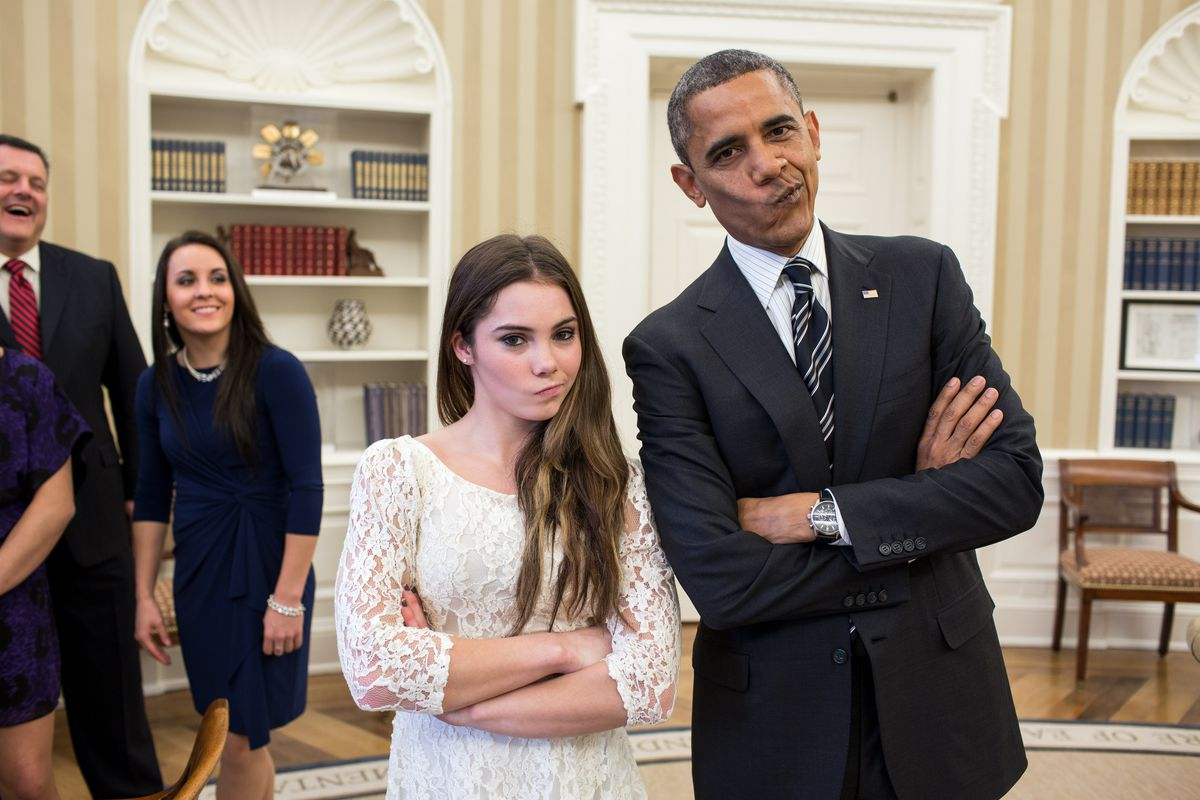 Obama is not impressed.