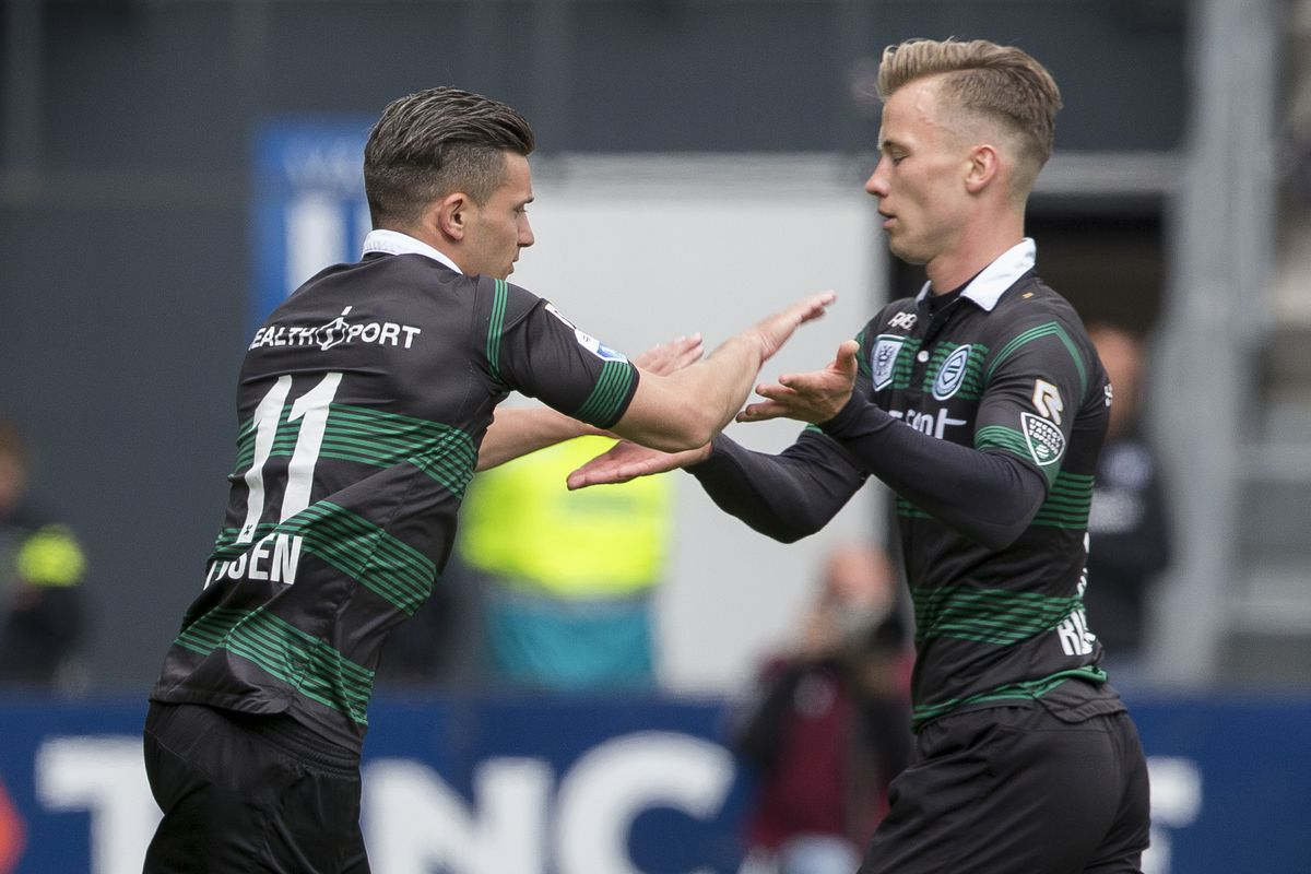 Europa League Play-offs - 'Heracles Almelo v FC Groningen'