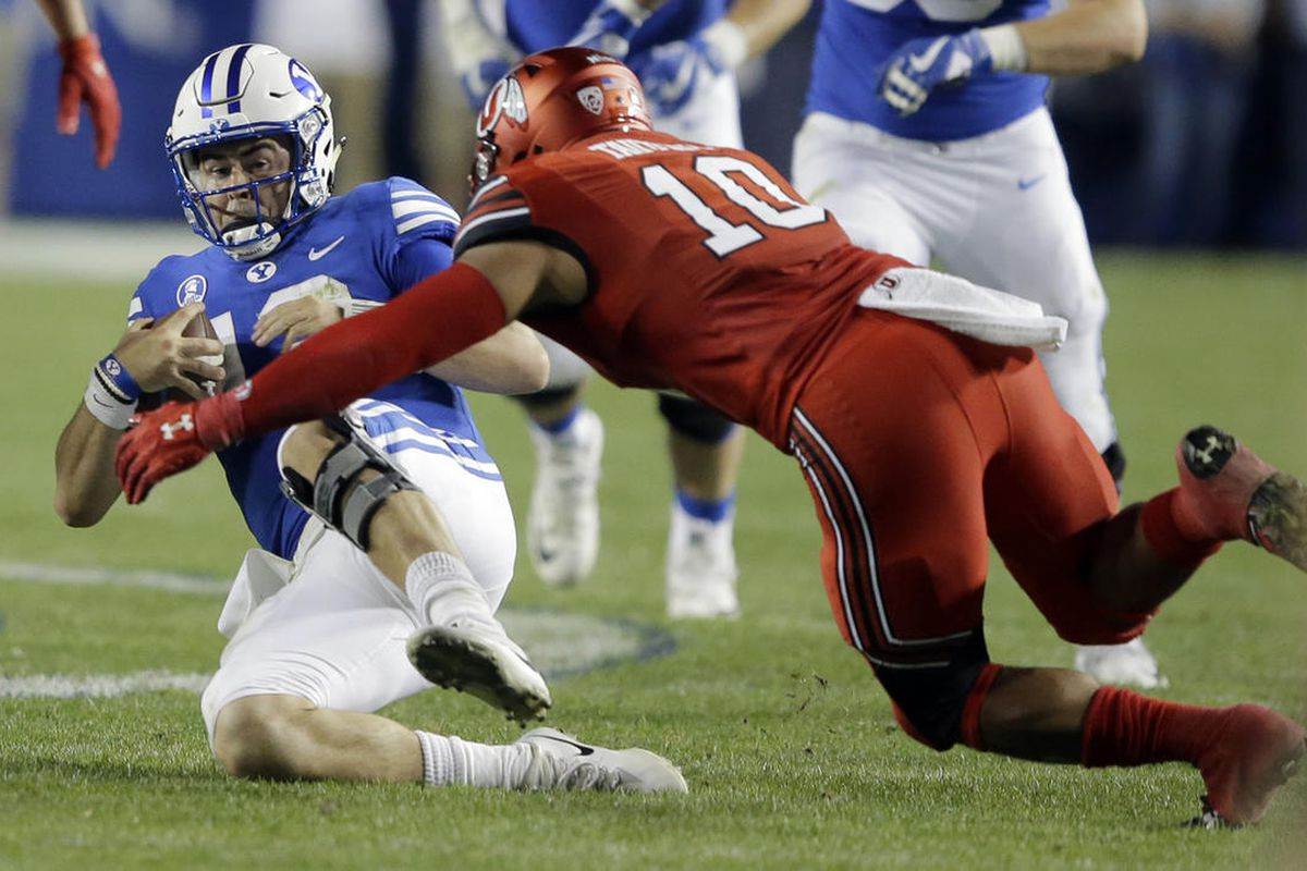 Proposal: BYU joins league with Utah