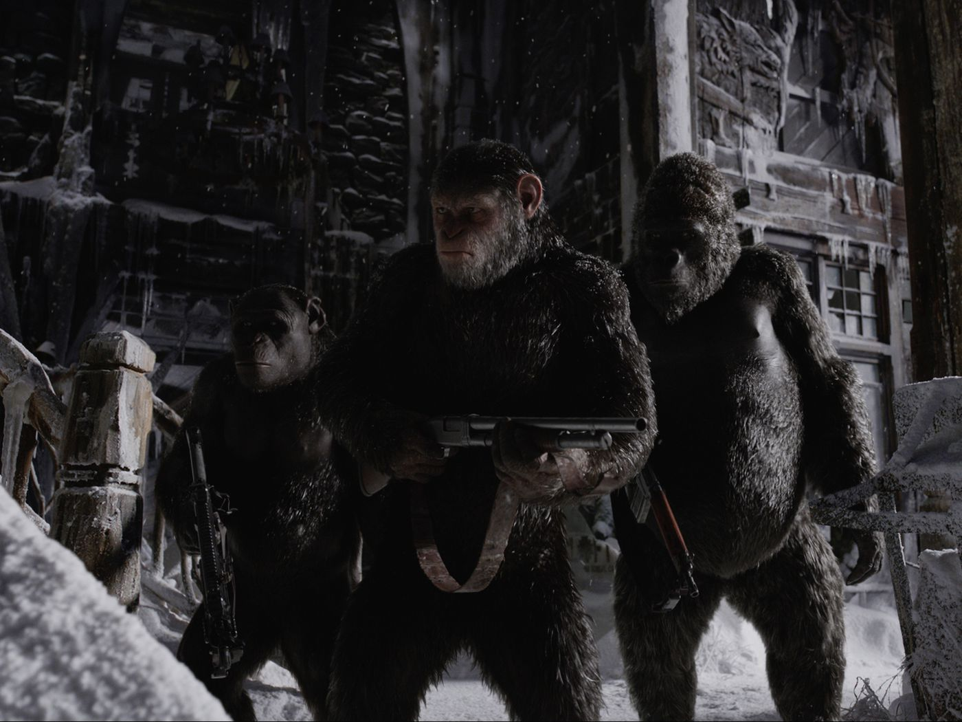 War For The Planet Of The Apes Seals The Blockbuster Trilogy S
