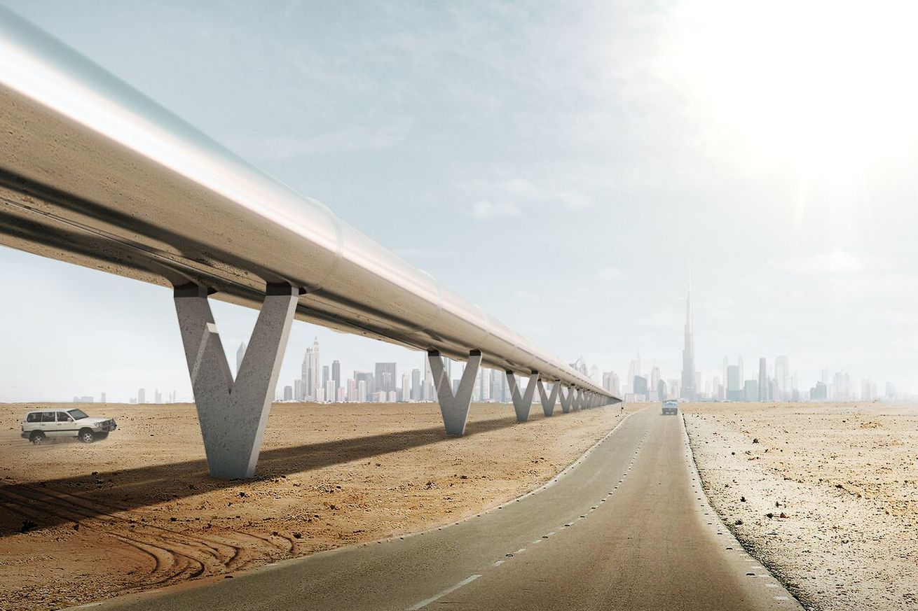 virgin hyperloop one is now eyeing india for possible high speed routes
