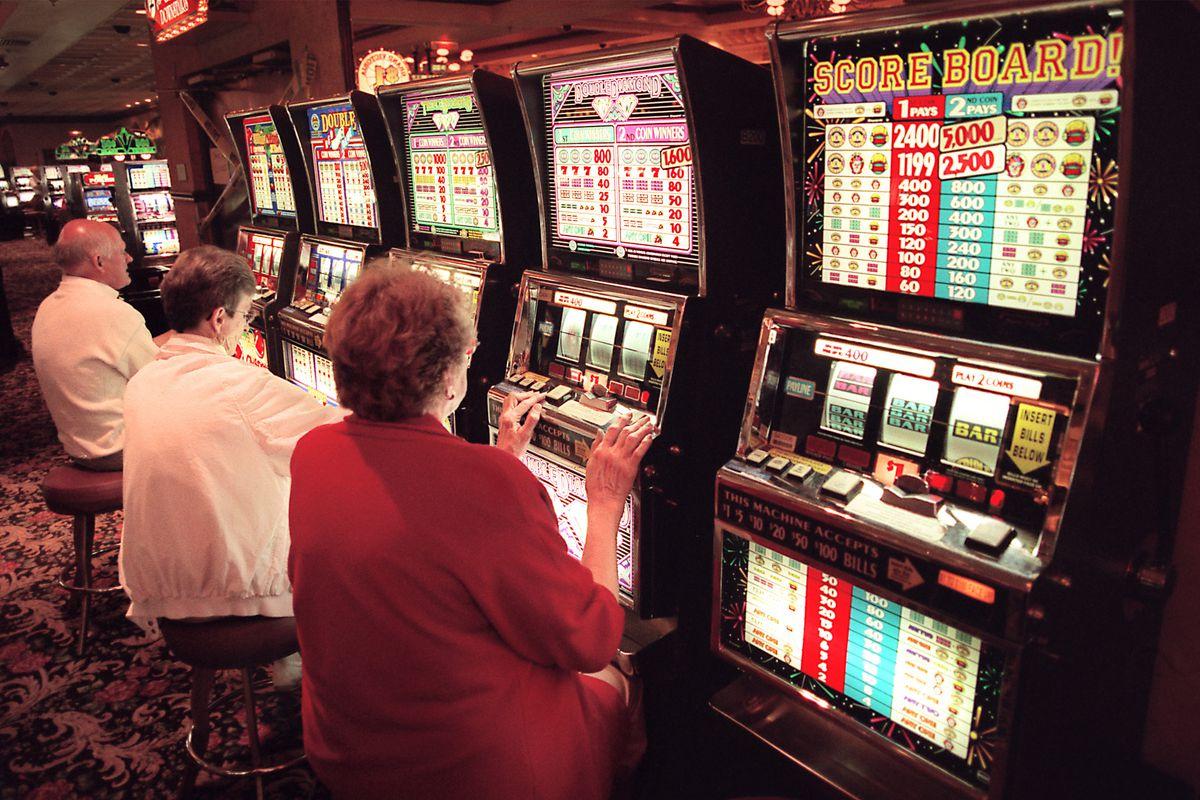 spokesman gambling movie addiction