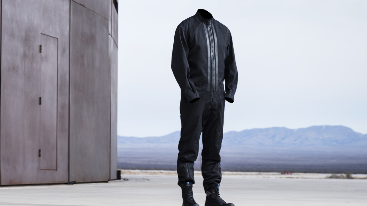 520aadc913e1c Virgin Galactic unveils new high-fashion flight suits. Made in partnership  with adidas collaborator Y-3