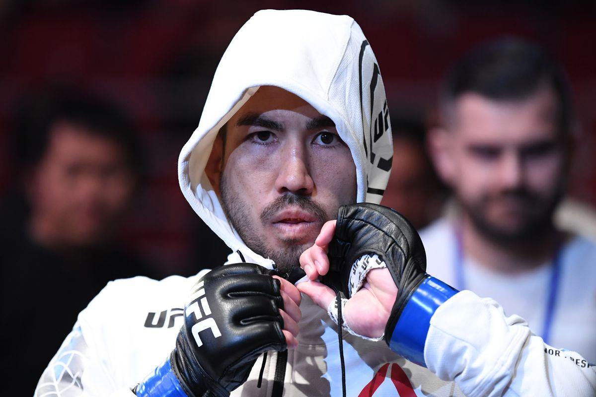 UFC Fight Night: Mudaerji v Smolka