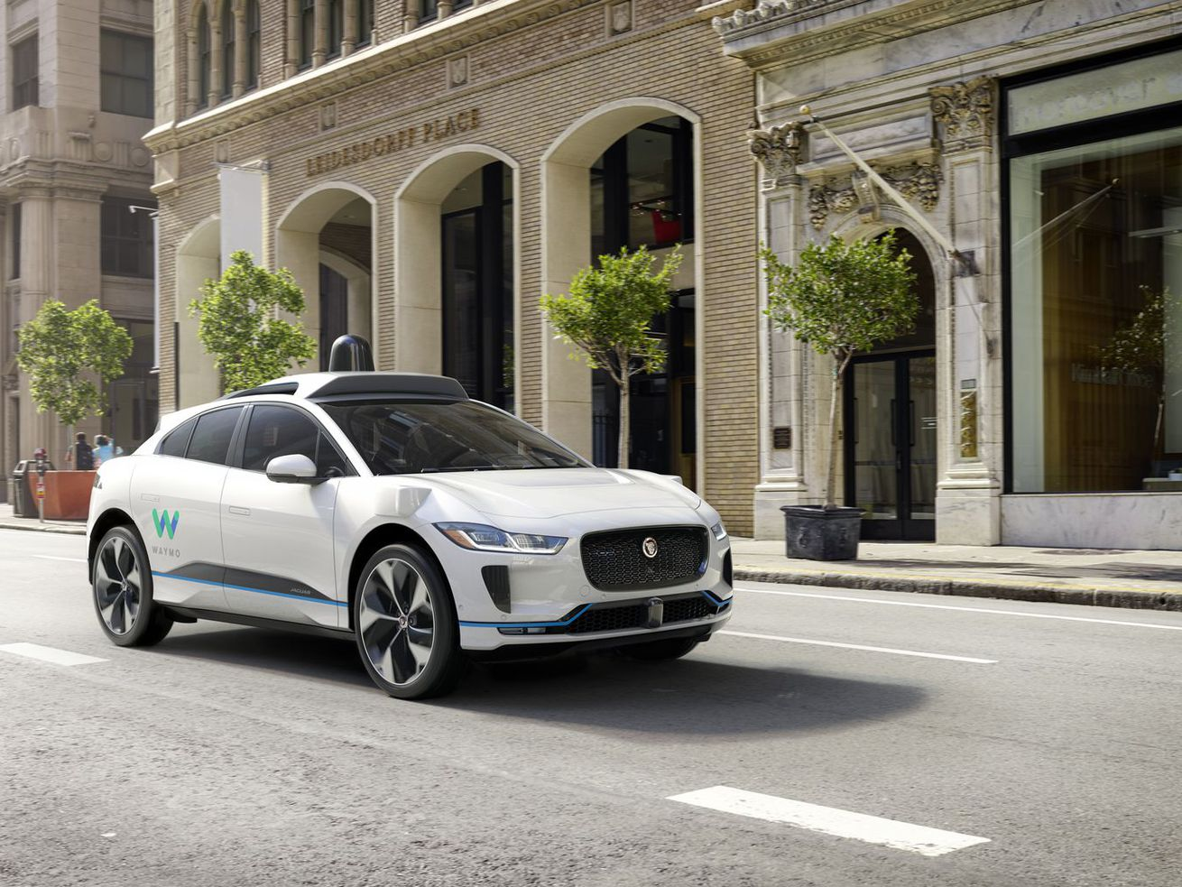 By 2020, Waymo plans to make at least one million self-driving trips per day in the U.S.