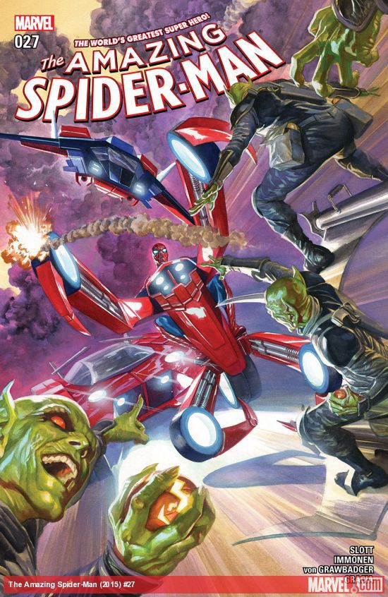 The Great Power and Great Responsibility of Spider-Man - The