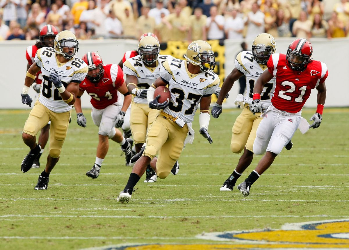 Jacksonville State v Georgia Tech