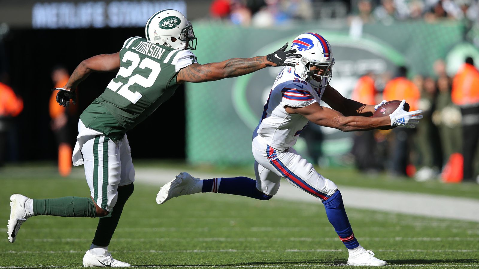 Buffalo Bills' first two opponents dealing with injuries, suspensions