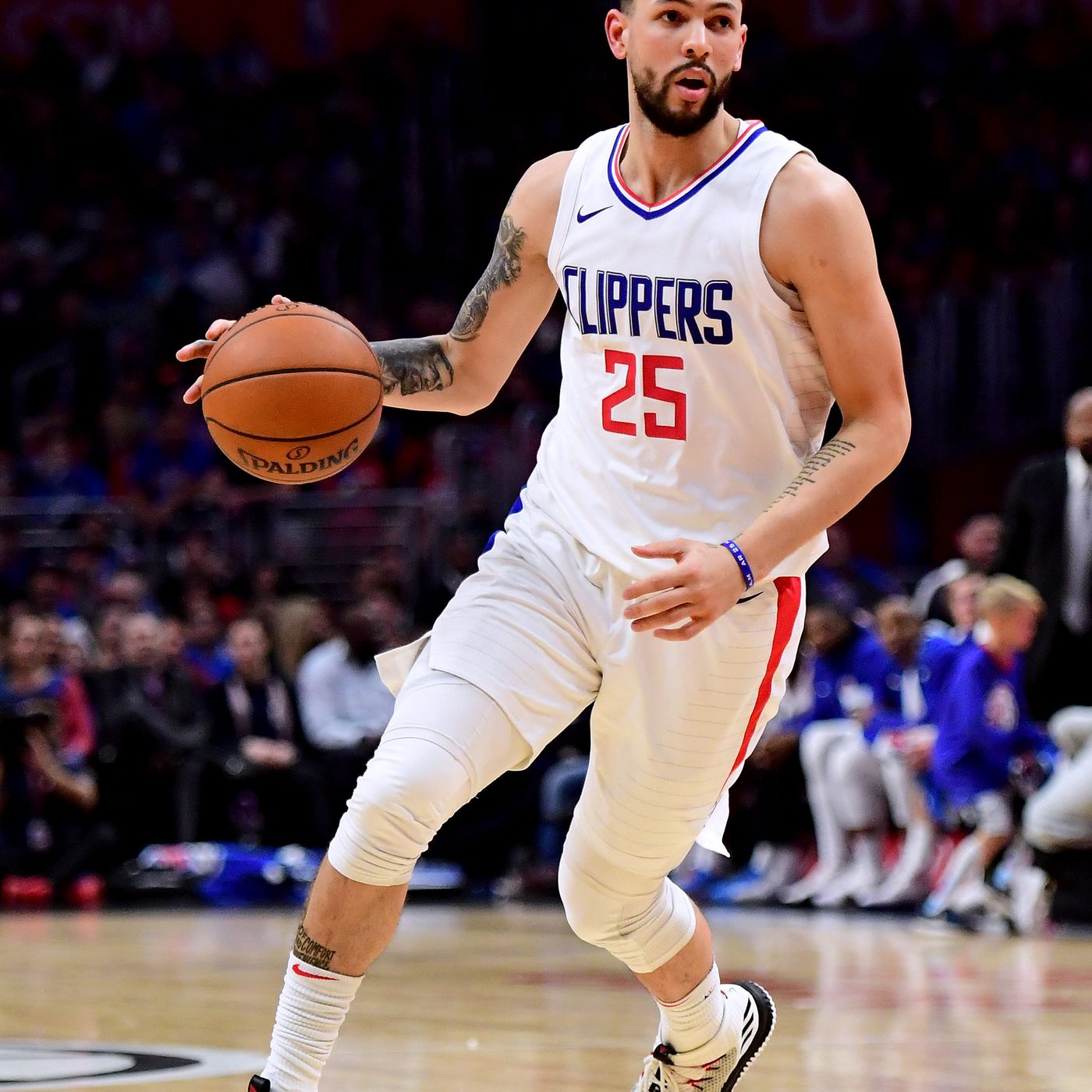 Clippers Injury Update Austin Rivers Will Not Return With Right