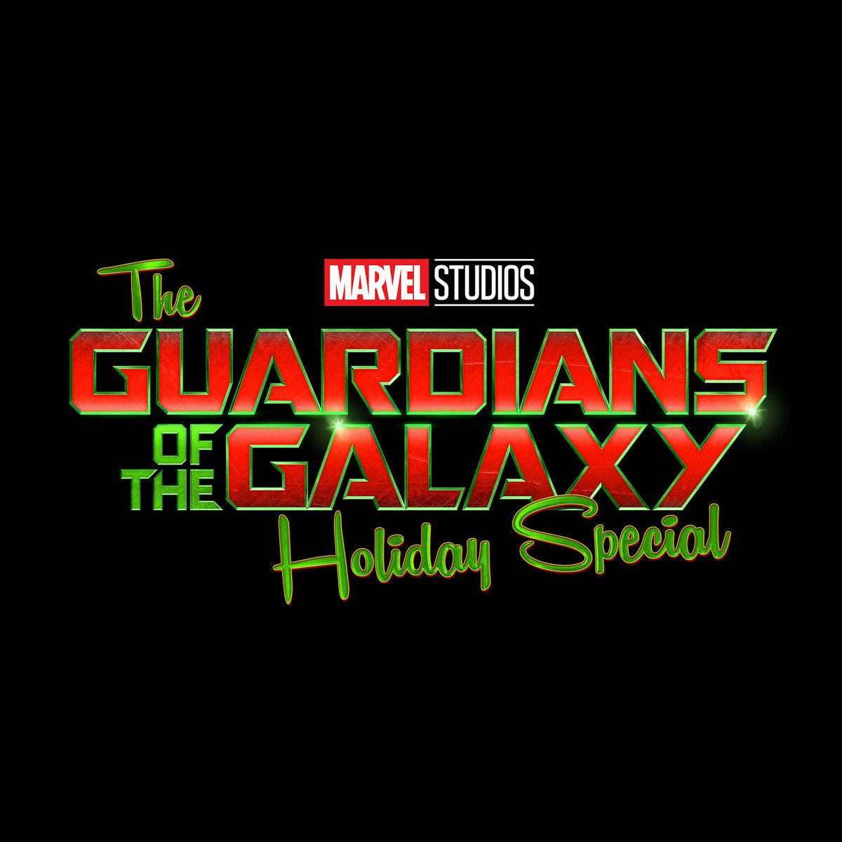 Guardians of the Galaxy Holiday Special title card