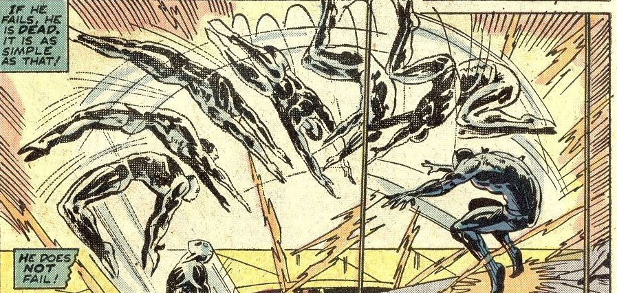 这个黑豹故事创造了漫画历史