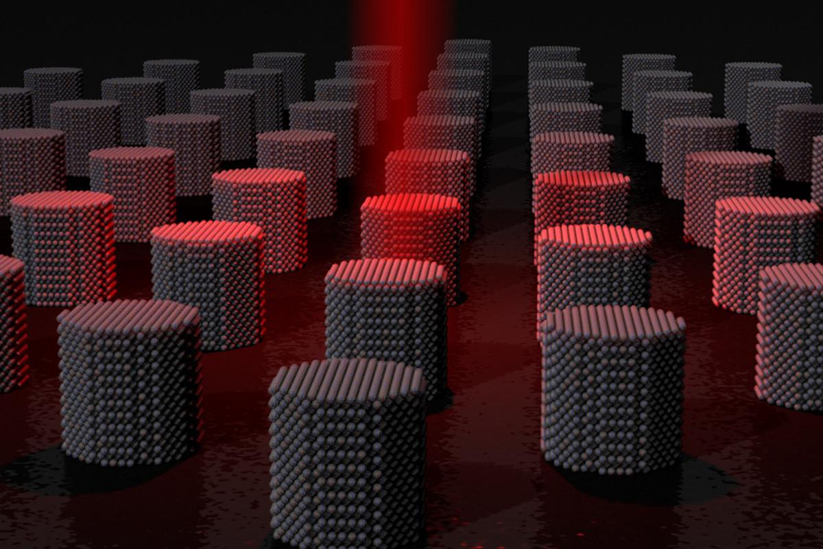 Magnetic data transfer innovation (York University)